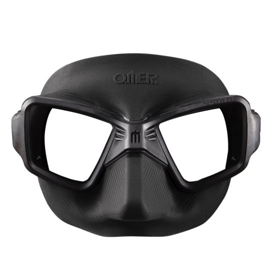Maschera Zero3 Black